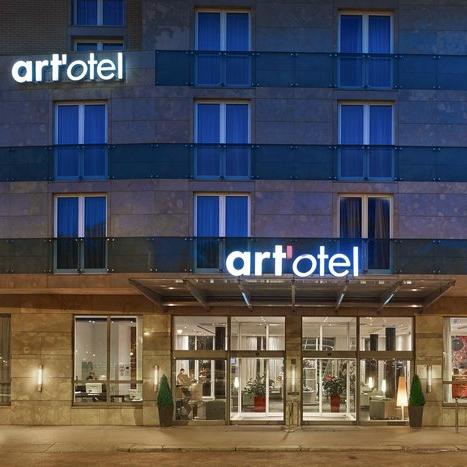   art'otel Budapest, by park plaza • Venue